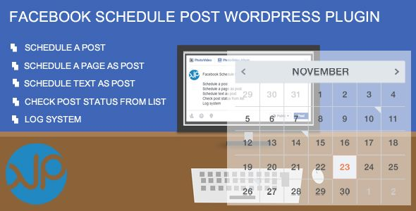 awesome Fb Schedule Submit Wordpress Plugin (Social Networking)