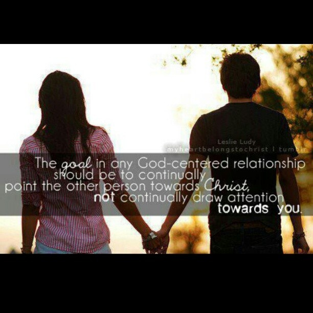 Being patient in christian dating