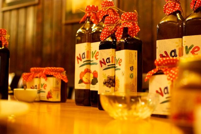 Fructe Naive şi momentele kodak de familie...