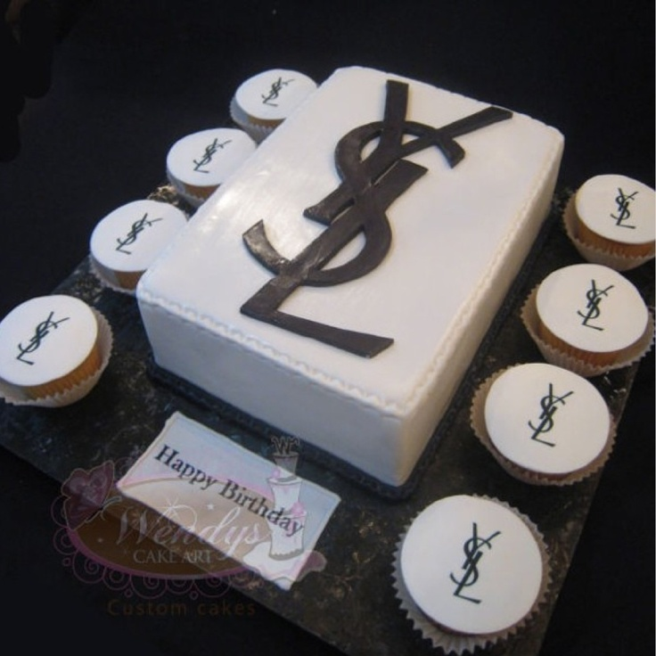 Ysl Birthday Cake Fly Sh T Pinterest Birthday Cakes