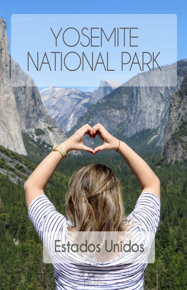 O que fazer no Yosemite National Park! Saiba quais são as atrações do parque e a melhor estação para visitar. Explore e descubra esse lugar incrível.