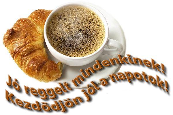 jó reggelt, kávé, forró csoki