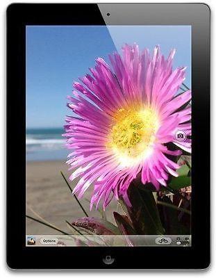 """Apple iPad 4th Generation 16GB Wi-Fi 9.7"""" - Black - MD510LL/A"""