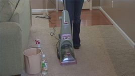More effective diy carpet cleaning, discover now.