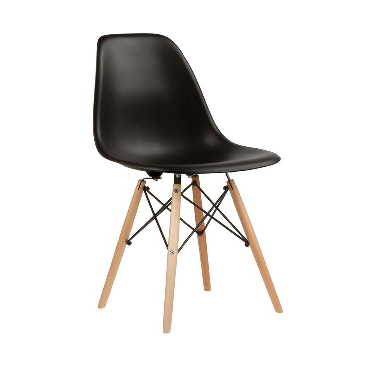 midcentury slope chair