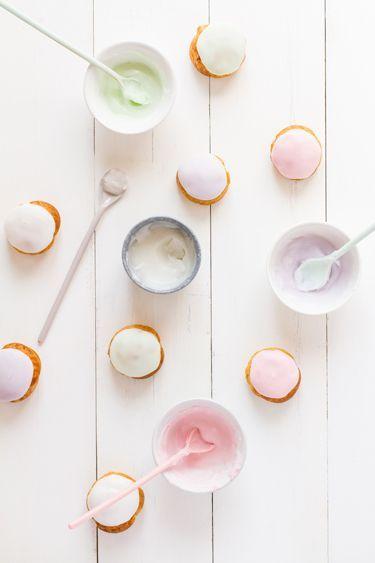 Vanilla cream puff-so pretty. Gotta try google translate on this website.