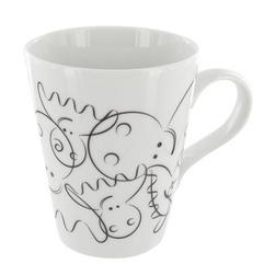Me Hirvoset mug - Aarikka