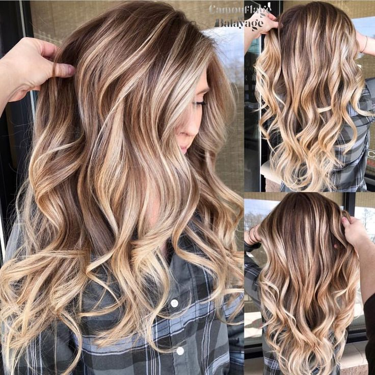 """Hairstyles With Crown Queen: BALAYAGE & BEAUTIFUL HAIR On Instagram: """"Triple Crown"""