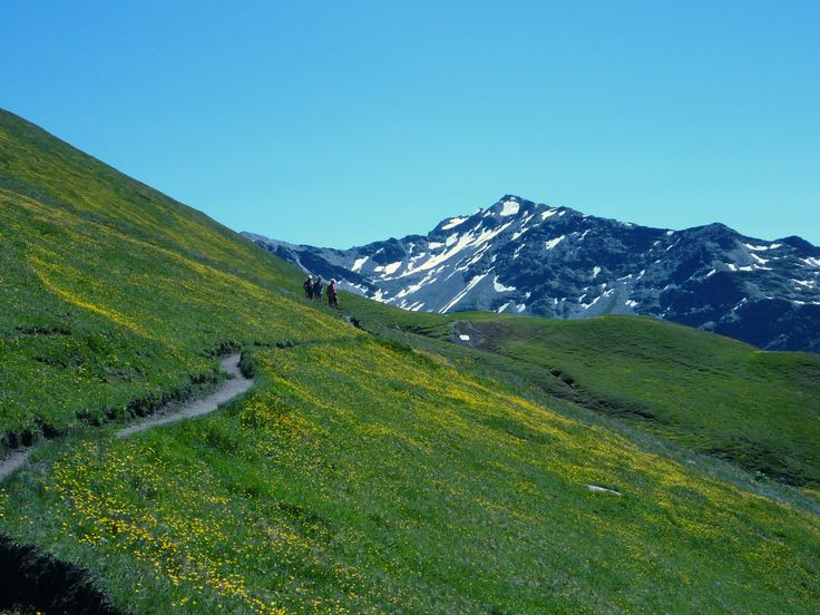 Magnifique randonnée