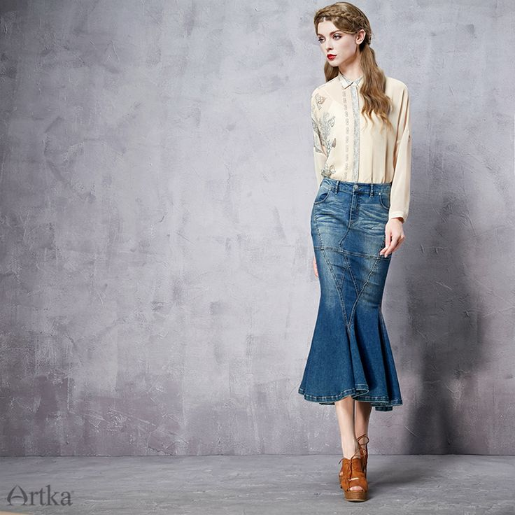 Купить юбку годе в украине