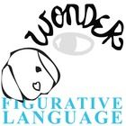 WONDER Palacio R.J. Novel Figurative Language Bundle  NOVEL = Wonder by R.J. Palacio LEVEL = 5-12 COMMON CORE = CCSS.ELA-Literacy.RL.4  Using quote...