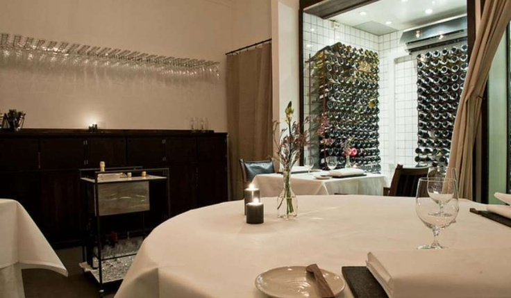 90plus.com - The World's Best Restaurants: Frantzén Lindeberg - Stockholm - Sweden