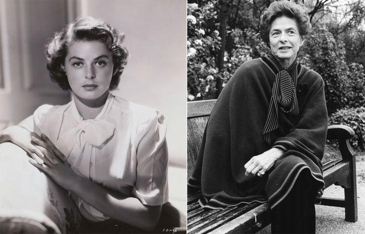 Gyönyörű színésznők régen és ma