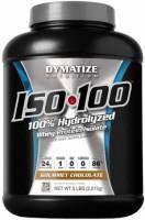 DYMATIZE Iso 100 Protein 1340 g - To wydajny preparat, który skutecznie przyspiesza wzrost mięśni. Bogate źródło protein przy jednocześnie minimalnej zawartości węglowodanów. Ta doskonała odżywka przyspiesza czas regeneracji i skraca go, dzięki czemu możesz szybciej udać się na kolejny trening, a przecież to bardzo ważne w życiu każdego sportowca czy kulturysty. #dymatize #iso100 #dieta #fitness #sport #sumplementy