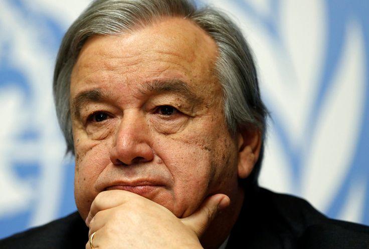 Expresso | Guterres muito próximo de ser eleito líder da ONU após vencer sexta eleição