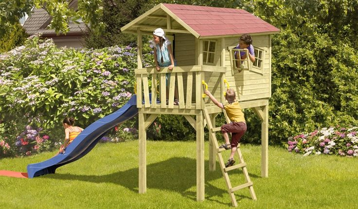 Das Holzspielhaus Svenja ist aus der Kiefer und Fichte gefertigt. Das Kinderhaus mit einer Podesthöhe von ca. 145 cm, eignet sich perfekt zum Klettern und Toben. Sicherheit geht vor das Haus ist TÜV-Süd zertifiziert. Unser Spielhaus ist in den Maßen ca.150 x 240 x 300 cm verfügbar. Diese und weitere Spielhäuser aus Holz finden Sie unter http://www.meingartenversand.de/spielgeraete/spielhaeuser.html