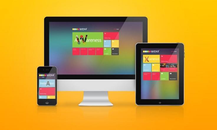 WEXA website