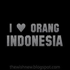 DP BBM Animasi Terbaru Versi Photoshop : 3 Dp BBM I Love Orang Indonesia