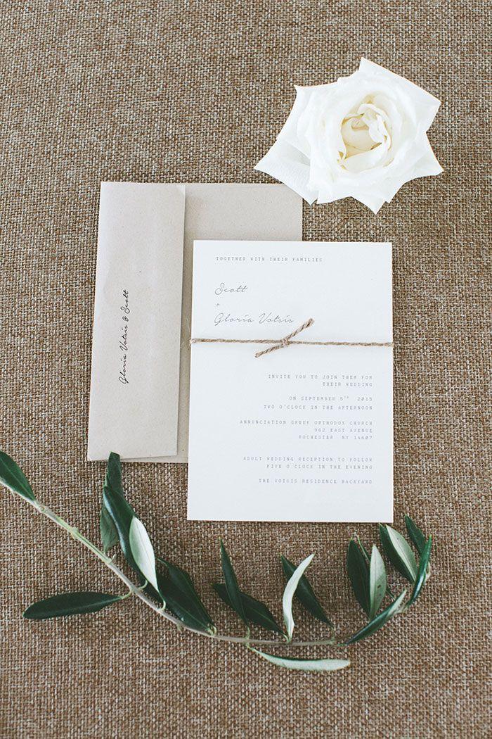 gloria and scotts intimate backyard wedding - Wedding Invitations Rochester Ny