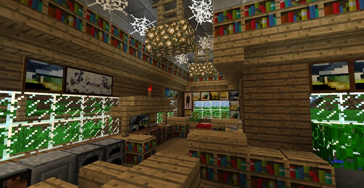 17 Best Images About Minecraft Interior Design On Pinterest Mansions Minecraft Modern And