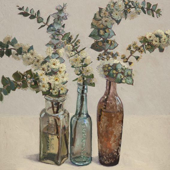 Lucy Culliton - Bibbenluke Flowers exhibition
