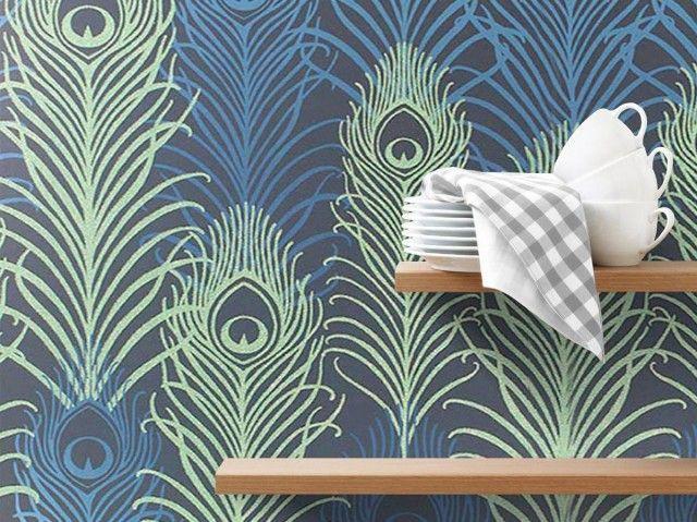 la micro tendance paon chambre amis mobilier de salon. Black Bedroom Furniture Sets. Home Design Ideas