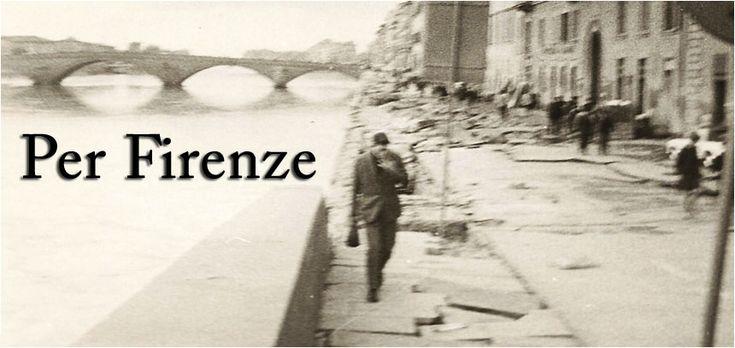 Per Firenze - Franco #Zeffirelli 1966