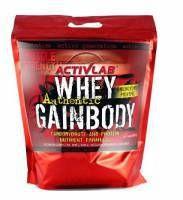 ActivLab Whey GAINBody Dibencozide Positive to bardzo dobry gainer. Stosując Whey GAINBody Dibencozide Positive możesz liczyć na szybki wzrost masy ciała. Stosowany przez sportowców i osoby które chcą przytyć.