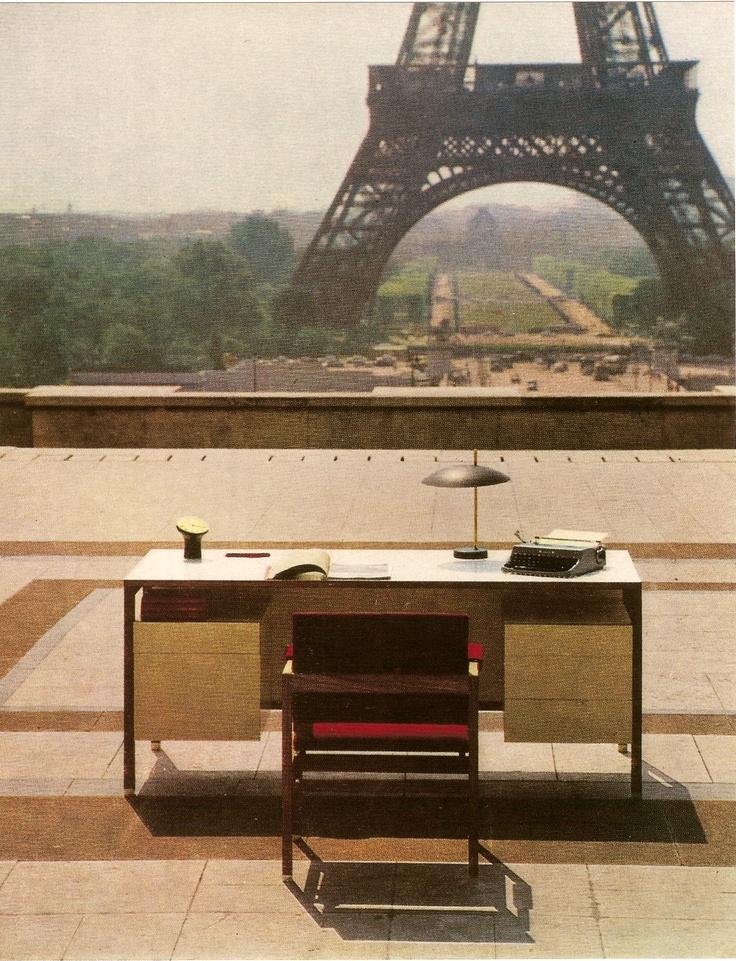 Antoine Philippon/Jacqueline Lecoq. Paris, 1960s. #design: Philippon Jacqueline Lecoq