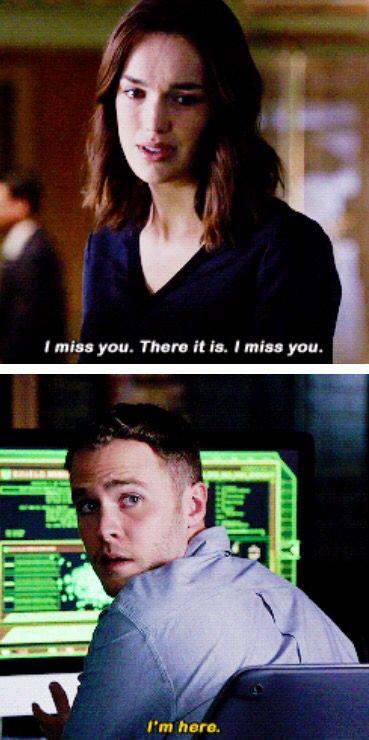 I miss you. I'm here Marvel's Agents of S.H.I.E.L.D. FitzSimmons Bouncing Back