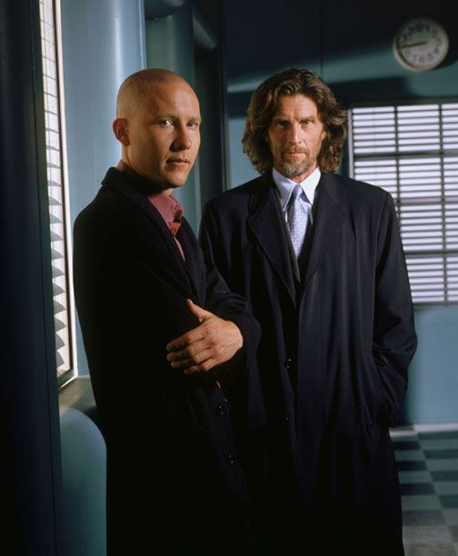 Lex Luthor & Lionel Luthor (Smallville).I loved watching smallville. Please check out my website Thanks.  www.photopix.co.nz