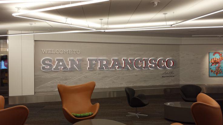 샌프란시스코 공항 #SFO