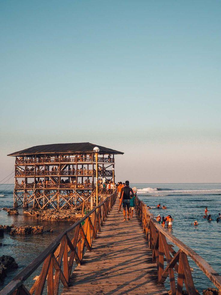 CLOUD 9 SIARGAO - BEST SURF IN THE PHILIPPINES | Jonny Melon
