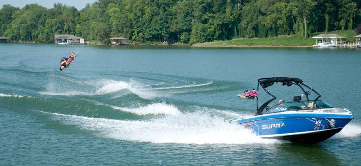 New 2012 Supra Boats Sunsport 22 V Ski and Wakeboard Boat Photos- iboats.com 1