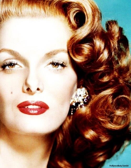 Jane Russell is an inspiration and an icon - brilliant ...