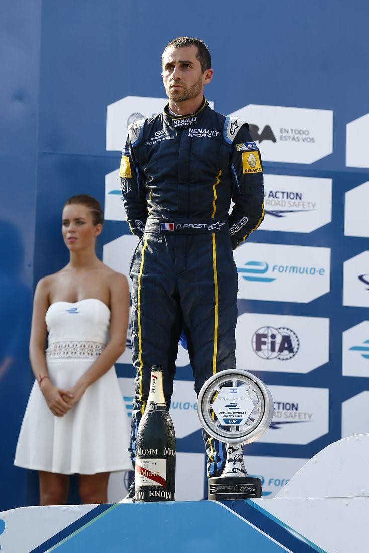 Fia Formule e - Nicolas Prost