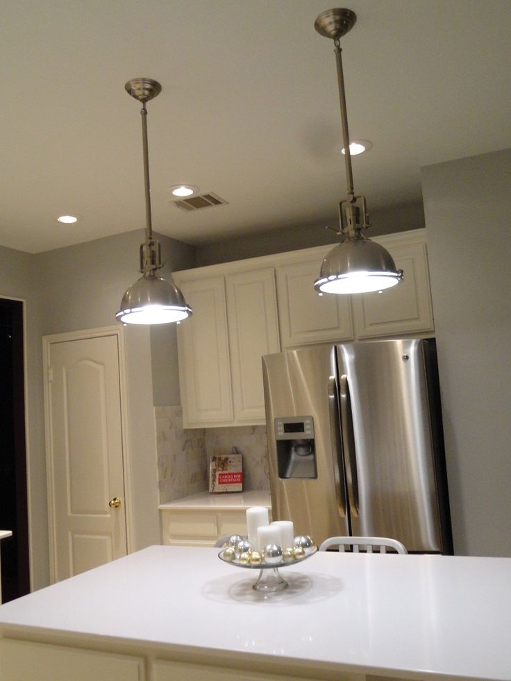 17 Best Images About Kitchen Lighting On Pinterest