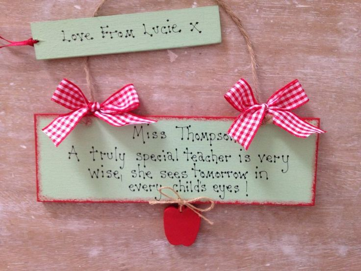 End of Term Teacher Assistant Nursery Thank You Necklace Heart Gift Present Boxed with Personalised Card 9j7rU
