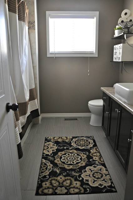 Our Bathroom Color I Am Attracted To Cool Tones They Are