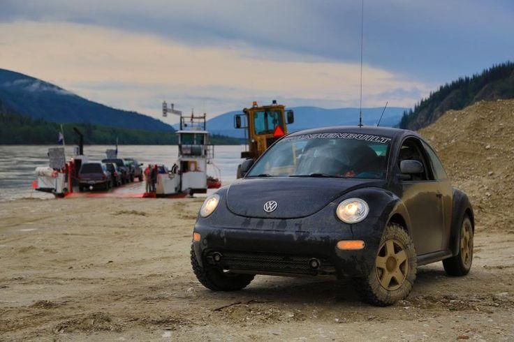 """2"""" FRANKENBUILT New Beetle Lift Kit"""