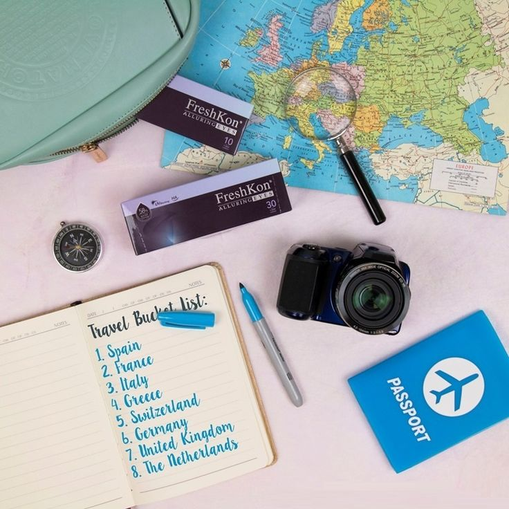 Freshkon alluring eyes daily disposable contact lens will give you a big eye yet natural look anytime, anywhere! What's on your travel bucket list this month?   #contactlenses #buycontactlensonline #contactlensonline #contactlensessingapore #disposablecontactlens #dailiescontactlens #freshkon #AlluringEyes