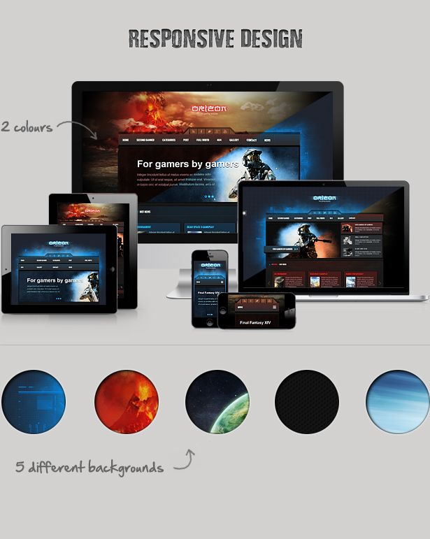 12 best Best Gaming WordPress Themes of 2014 images on Pinterest ...