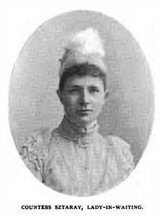 Ladies-in-Waiting, Irma Sztaray