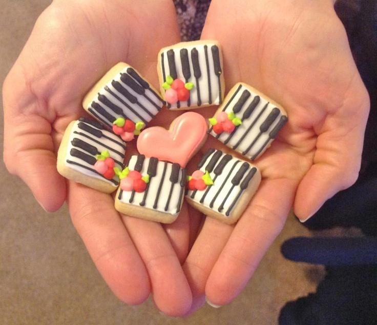 Keyboard Cookies