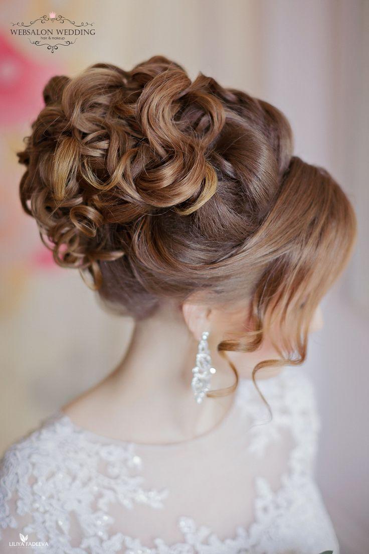 564 best bridal updos images on pinterest | hair dos, wedding hair
