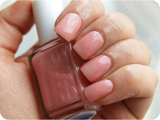 essie No Pre-Nup.  Really like this color.