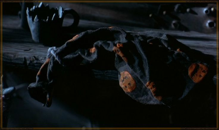 Trick or Treat Sack - The Nightmare Before Christmas Wiki