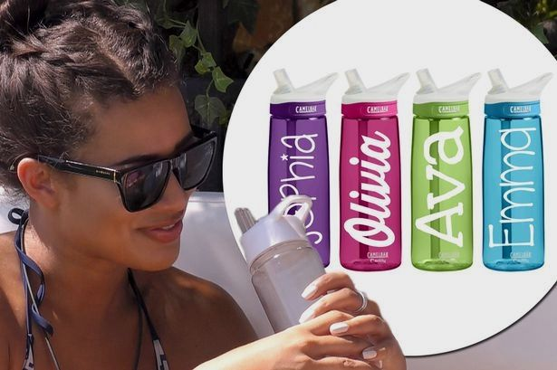 Where to buy the Love Island water bottles and other similar ones on the high street, including personalised water bottles for £1.95 Read More ➤ http://back.ly/JsDq6