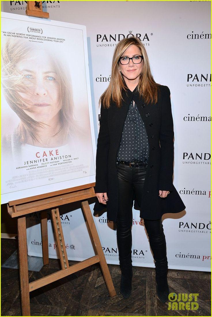 Jennifer Aniston Says She Couldn't Have Done 'Cake' Five Years Ago   jennifer aniston pandora cake screening 03 - Photo