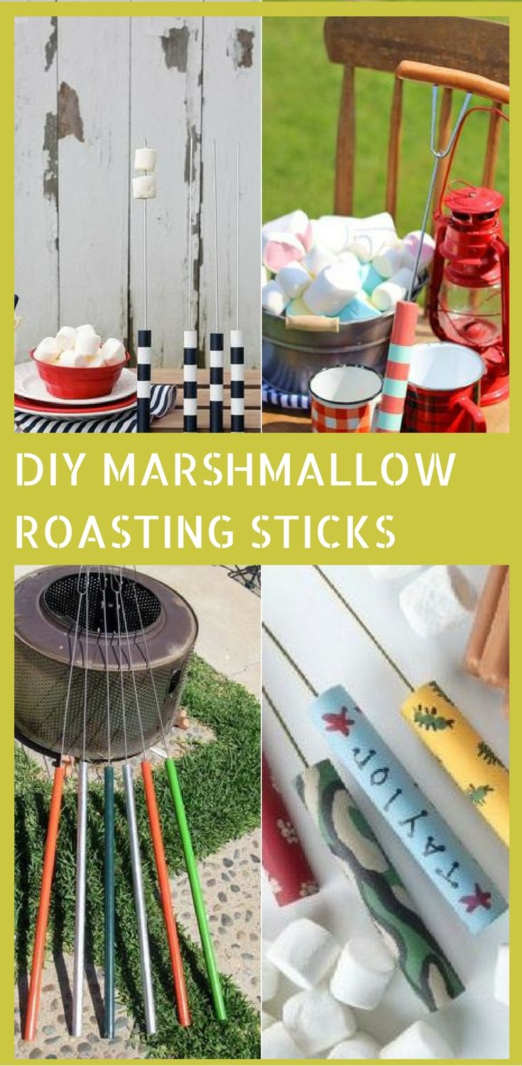It does not really matter what kind of marshmallow roasting stick you have decided to make at home. You need to consider incorporating the following features while making a roasting stick in order to make your experience much more enjoyable. No matter what type of marshmallow roasting stick you decide to buy, these features will make your campfire more enjoyable: https://www.barbeqa.com/blogs/post/diy-marshmallow-roasting-sticks